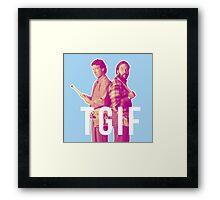 Home Improvement - TGIF Framed Print