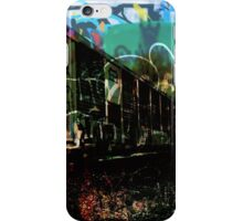 Tracks and Trains iPhone Case/Skin