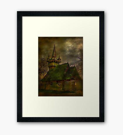 Church..... Framed Print