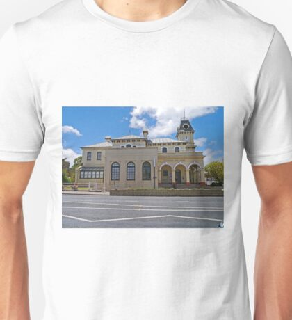 Post Office, Tenterfield, Queensland, Australia Unisex T-Shirt