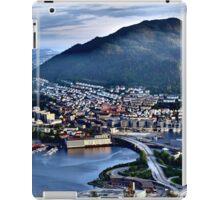 Bergen Norway Countryside iPad Case/Skin