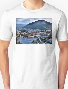 Bergen Norway Countryside Unisex T-Shirt