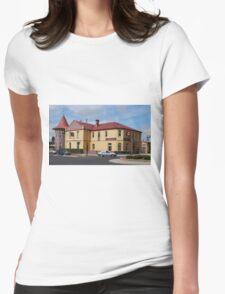 Wicklow Hotel, Tenterfield, NSW, Australia Womens Fitted T-Shirt