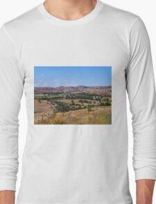 Near Gundagai, NSW, Australia Long Sleeve T-Shirt