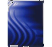 Blue Silk iPad Case/Skin