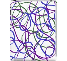 silly string iPad Case/Skin