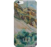 Bright Angel Trail of the Grand Canyon iPhone Case/Skin