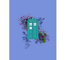Where Would You Like to Start? - Doctor Who Photographic Print