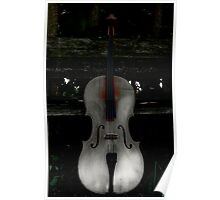 Barnyard Cello Poster