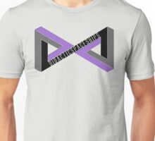 Didactic Infinity (Purple) Unisex T-Shirt