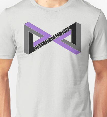 Didactic Infinity (Purple) Unisex T-Shirt