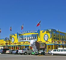 The big Texan by luv2hike