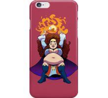 Ample Adventurer - Dwarf Wizard iPhone Case/Skin