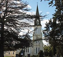 St Andrews Church Evandale Tasmania 1834 by PaulWJewell