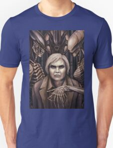 Giger Portrait T-Shirt
