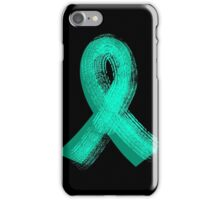 TN Awareness - ribbon iPhone Case/Skin