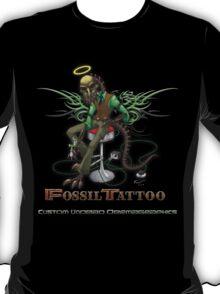 FossilTattoo.com Tshirt Design 1 T-Shirt