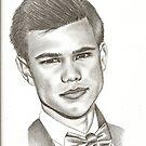 The Lovely Taylor Lautner by emmyjewel