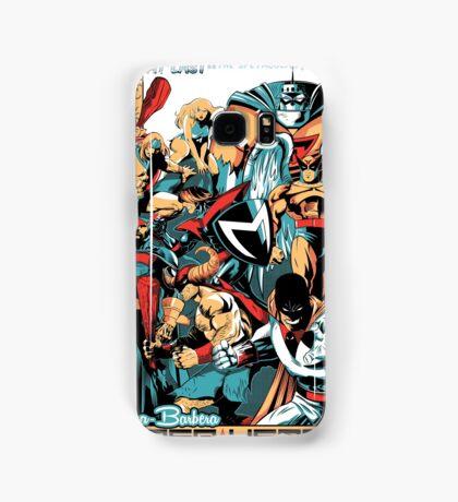 HANNA-BARBERA SUPER HEROES Samsung Galaxy Case/Skin
