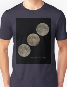 Penumbral Eclipse – Darker Shade of Pale Unisex T-Shirt