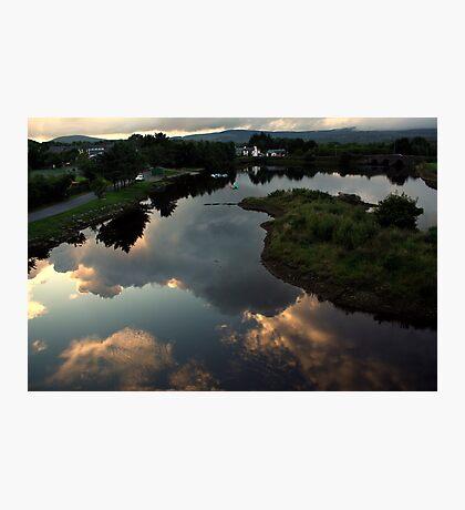 Ballydehob reflections Photographic Print