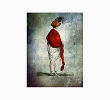 FASHIONABLE LADIES RED SHAWL 1799 Unisex T-Shirt
