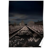 Night Rail Poster