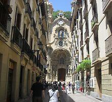San Sebastian by bwalsh6