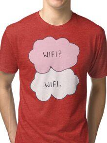 Wifi? Wifi Tri-blend T-Shirt