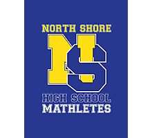 North Shore High School Mathletes Photographic Print