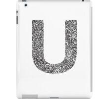 U iPad Case/Skin