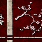 Kansha (Gratitude)  - Japanese Art by soniei