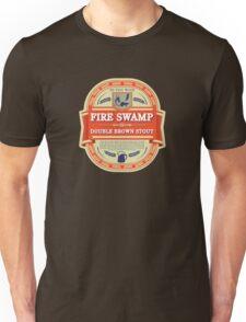 Fire Swamp Double Brown Stout Unisex T-Shirt