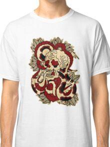 Skull & Snake Classic T-Shirt