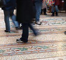 mosaic movement... by byzantinehalo