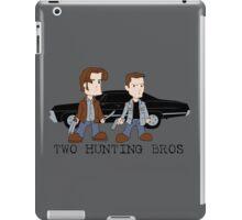 Two Hunting Bros iPad Case/Skin
