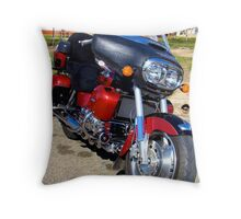 HONDA VALKYRIE INTERSTATE Throw Pillow