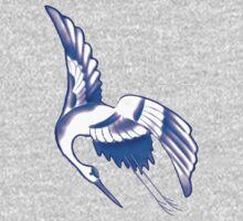 Blue Bird by myrbpix