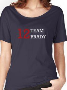 12 Team Brady Women's Relaxed Fit T-Shirt