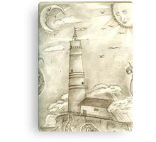 Light the Wonder Canvas Print