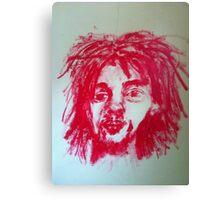 tuff gong (bob marley) Canvas Print
