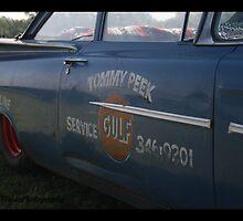 1959 Chevy Belair by glendagirly
