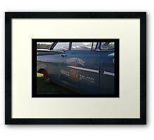 1959 Chevy Belair Framed Print