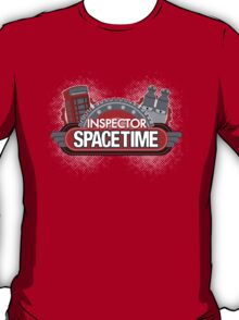 Inspector Spacetime Blorgon Edition T-Shirt