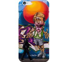 Oblivious!!! iPhone Case/Skin