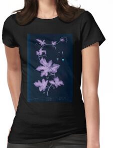 A curious herbal Elisabeth Blackwell John Norse Samuel Harding 1737 0104 Bryony Inverted Womens Fitted T-Shirt