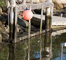 Boat Landing Buoy by phil decocco