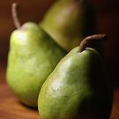 Pears by Joy Watson