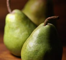 Pears by Joy Watson