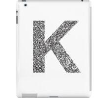 K iPad Case/Skin